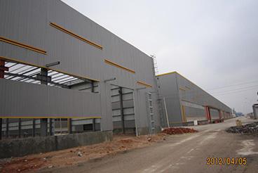 钢结构工程案例